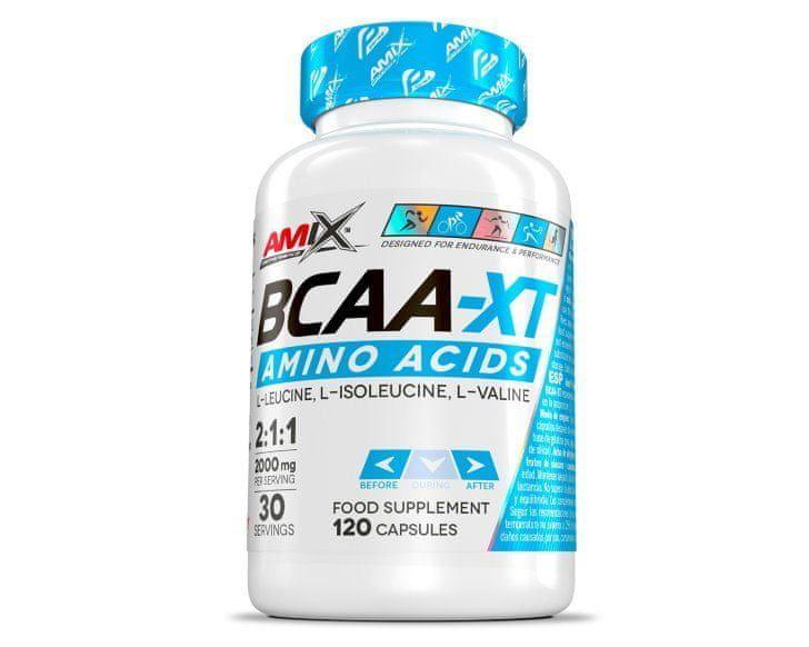 Amix Nutrition Amix BCAA-XT 120 kapslí