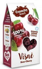Royal Pharma Crunchy snack Mrazom sušené višne 30g