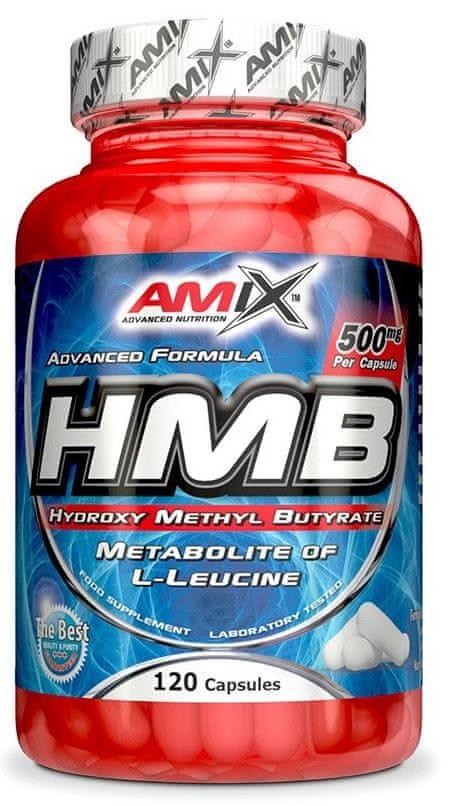 Amix Nutrition Amix HMB 120 kapslí
