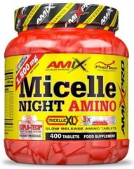 Amix Nutrition Micelle Night Amino 400tablet