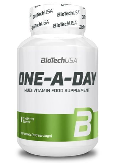 BioTech USA One a Day 100tablet
