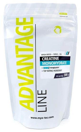 MyoTec Creatine Monohydrate Creapure 300g
