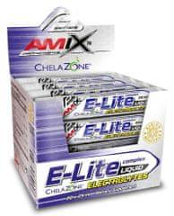 Amix Nutrition E-Lite Electrolytes 25ml pomeranč