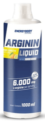 EnergyBody L-Arginine Liquid 1000ml limetka - pomeranč