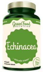GreenFood Echinacea vegan 60kapsúl