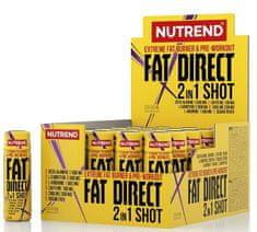 Nutrend Fat Direct Shot 60ml bez příchutě