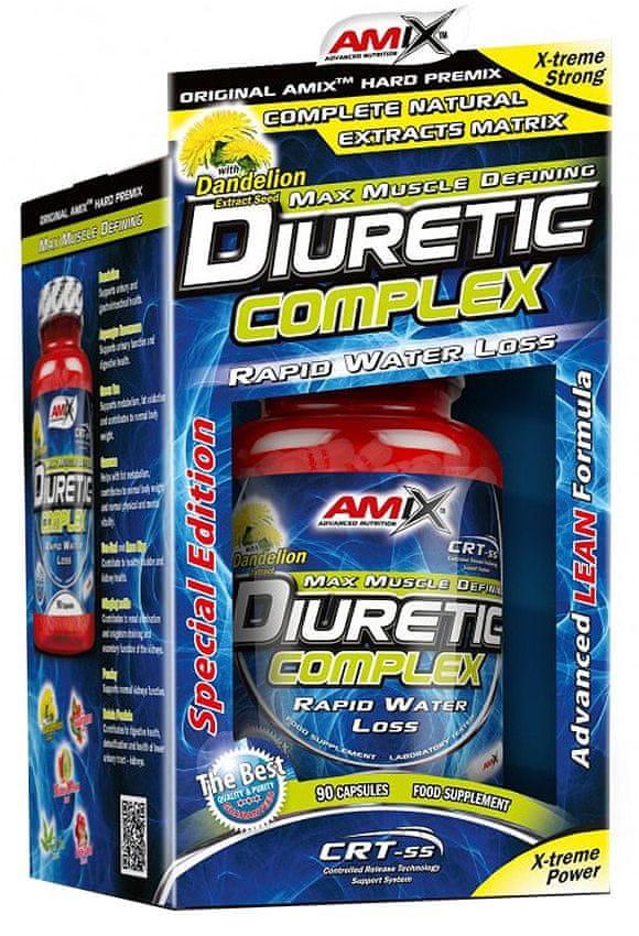 Amix Nutrition Amix Diuretic Complex 90 kapslí