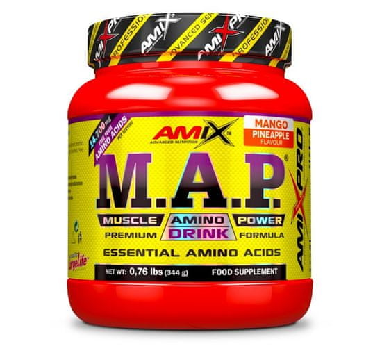 Amix Nutrition M.A.P. Amino Drink 344g