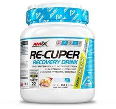 Amix Nutrition Re-Cuper 550g lesní ovoce