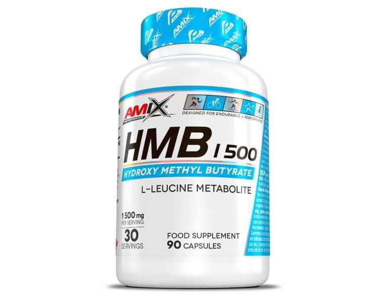 Amix Nutrition Amix HMB 1500 90 kapslí