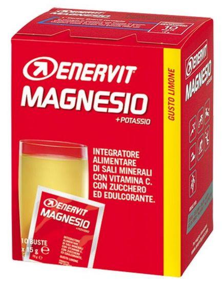 Enervit Magnesium + Potassium Sport 10×15g