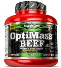 Amix Nutrition MuscleCore OptiMass Beef 2500g čokoláda - kokos