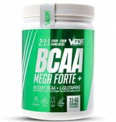 Vigor Nutrition BCAA Mega Forte + Glutamin 500 g višeň