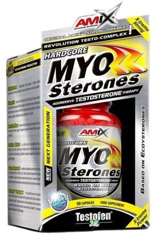 Amix Nutrition Amix MyoSterones 90 kapslí