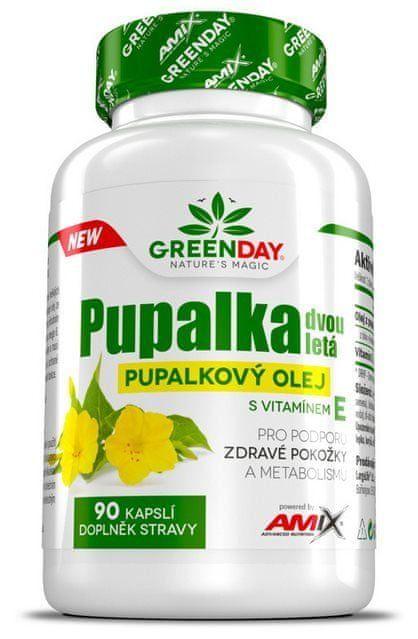 Amix Nutrition Amix Pupalkový olej 90 kapslí