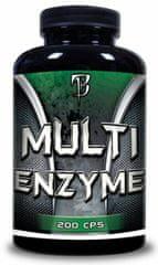 Bodyflex Fitness Multi Enzyme 200kapsúl