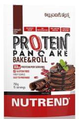 Nutrend Protein Pancake 750g bez príchuti