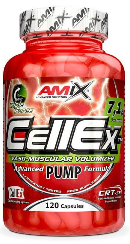 Amix Nutrition Amix CellEx 120 kapslí