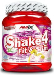 Amix Nutrition Shake 4 Fit&Slim 500g čokoláda