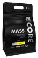 Fitness Authority Mass Core 3000g čokoláda - oříšek