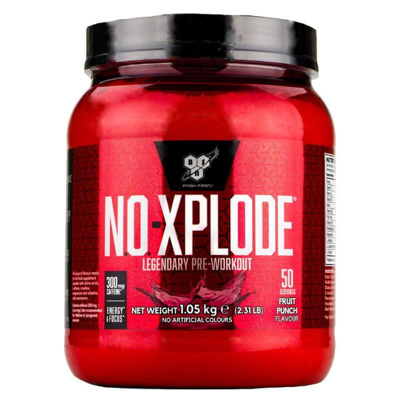 BSN Nutrition NO-Xplode 3.0 1050 g zelené jablko