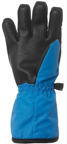 Matt 3211 Doo Wp Zipper fantovske smučarske rokavice, modre