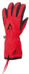 Matt 3211 Doo Wp Zipper dječje skijaške rukavice, crvene, L