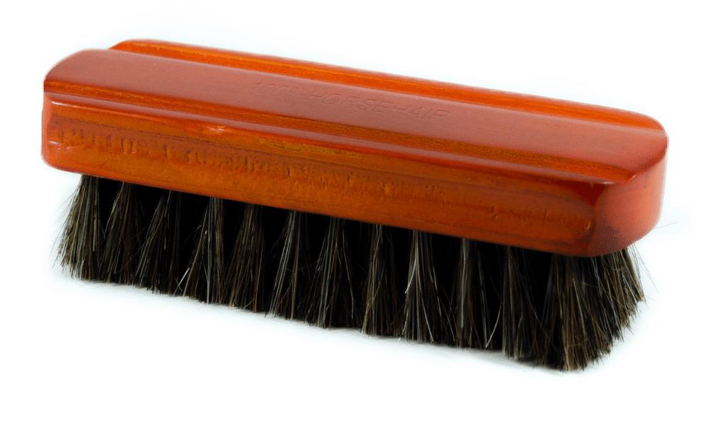 Alori Nano Dřevěný kartáček pro čištění kůže a koženky