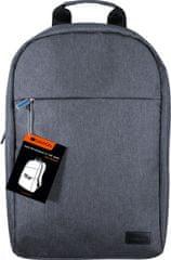 Canyon Supertenký minimalistický batoh pro 15,6'' laptop (CNE-CBP5DB4)