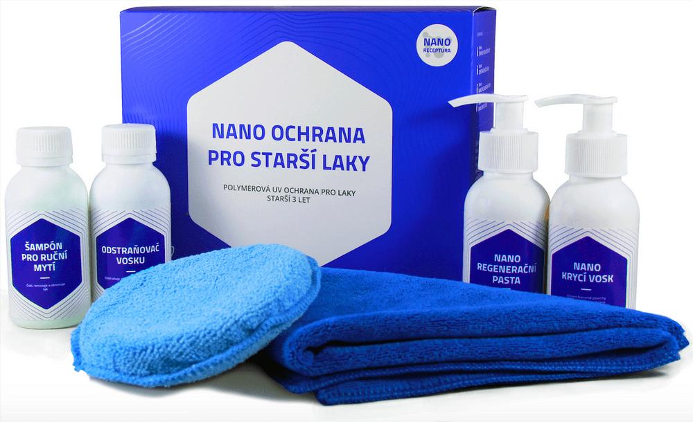 Alori Nano Nano ochrana pro starší laky