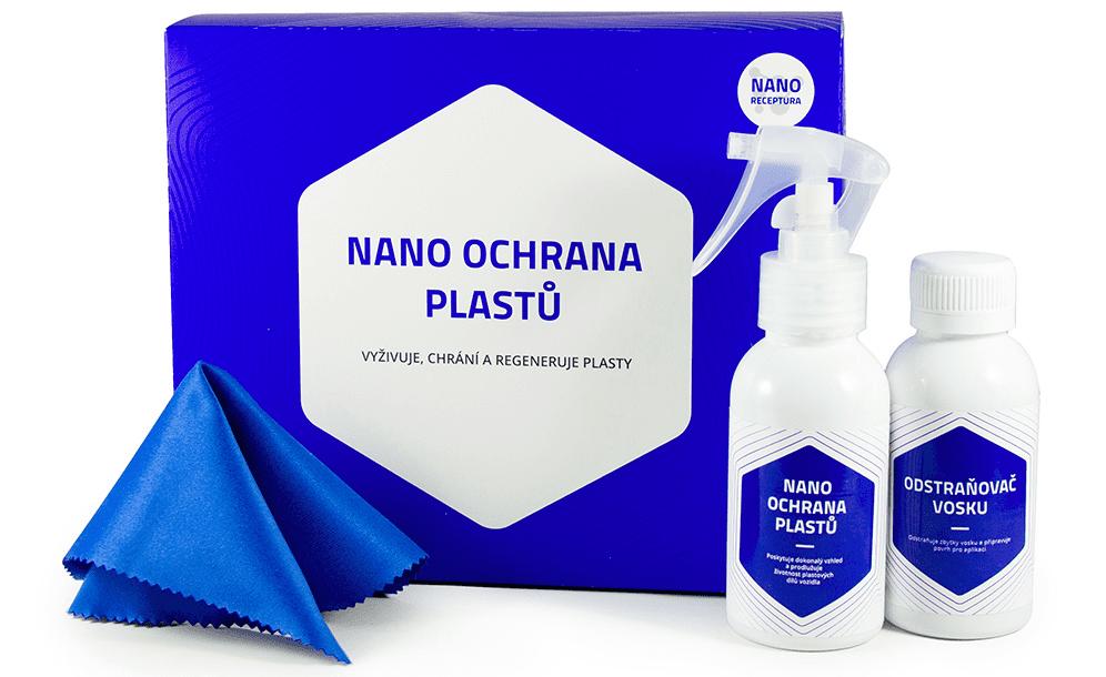 Alori Nano Nano ochrana plastů