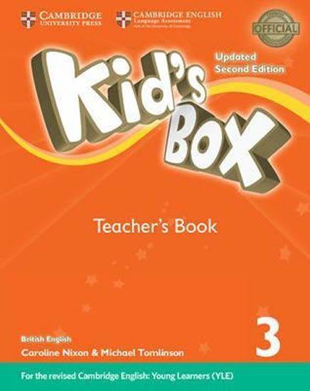 Frino Lucy: Kid´s Box Level 3 Teacher´s Book British English