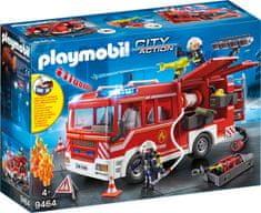 Playmobil gasilski avto (9464)