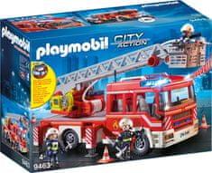 Playmobil enota z gasilsko lestvijo (9463)