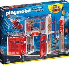 Playmobil gasilska postaja (9462)
