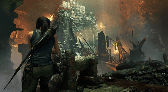 Square Enix Shadow of the Tomb Raider: Definitive Edition (XboxOne)