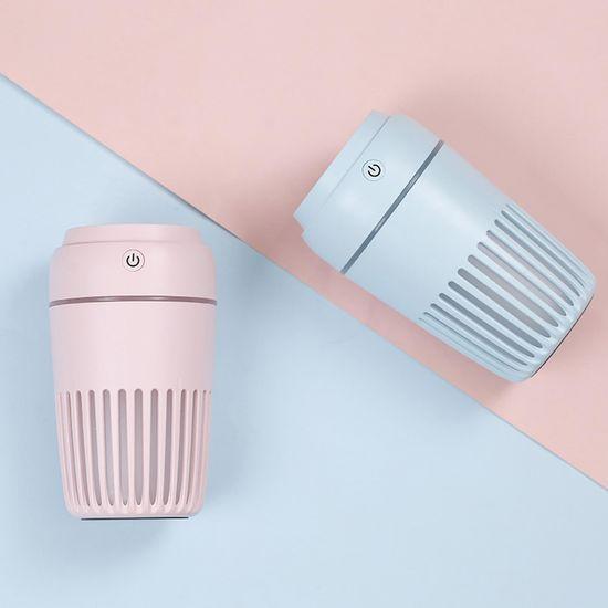 Platinet PMAH vlažilec zraka z LED osvetlitvijo, roza