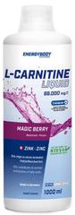 EnergyBody L-Carnitin Liquid + Stevia 1000ml ovoce