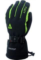 Matt rękawiczki zimowe chłopięce Ricard Junior Gore-Tex 3189JR S czarny/zielony