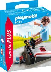 Playmobil rolkar s klančino (9094)