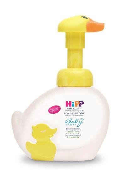 HiPP Babysanft Pena na umývanie kačička 250ml