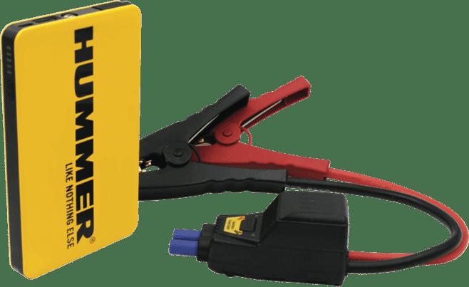 Hummer H3 - startovací powerbanka / Jump Starter