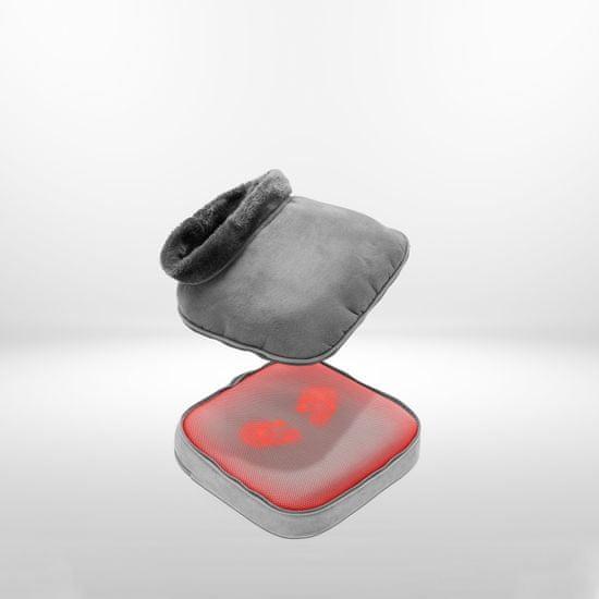 Lanaform Shiatsu Comfort 2v1 masažna in grelna blazina (LA110105)