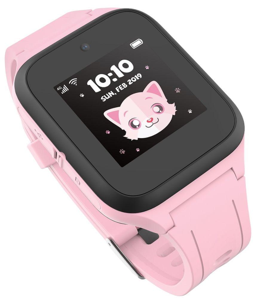 TCL Movetime Family Watch 40, Pink - zánovní