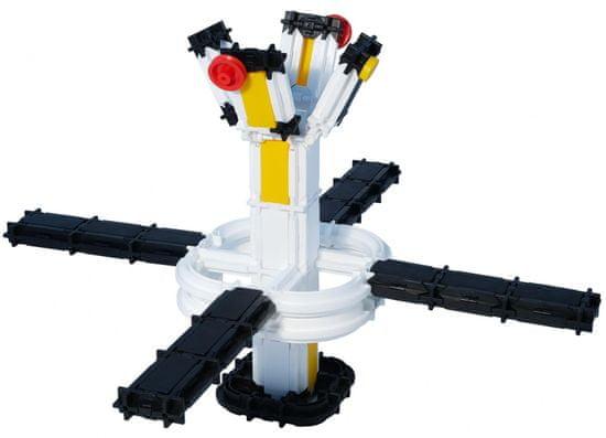 Seva zestaw konstrukcyjny Kosmiczna Satelita tworzywo sztuczne 425 elementów