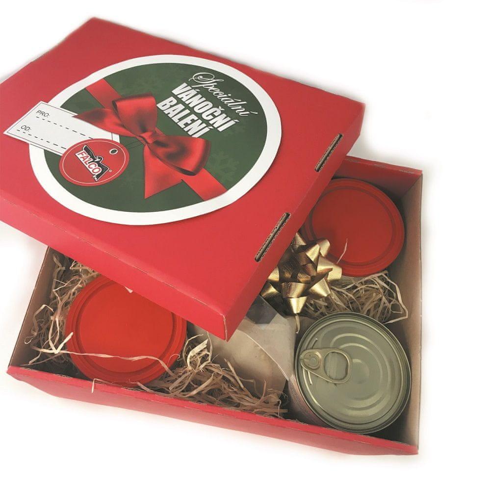FALCO Vánoční balíček VELKÝ PES