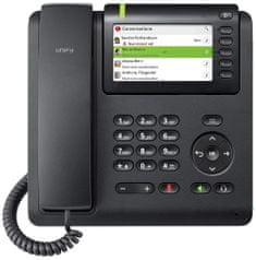Siemens  OpenScape CP600 - stolný telefón, čierny
