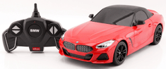 Mondo Motors BMW Z4 New 1:18 červená