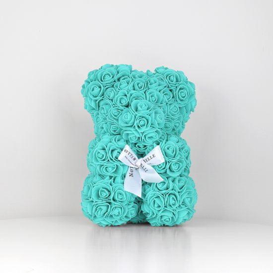 Notta & Belle Medvídek z růží - 25cm