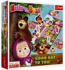 Trefl Mása és a medve - Legyen szép napod társasjáték
